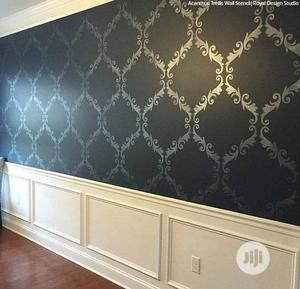 Wallpaper, 3d Panel And House Painting Services   Building & Trades Services for sale in Lagos State, Shomolu
