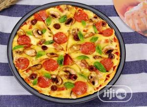11inches Non Stick Pizza Pan Round Pizza Baking Tray Deep Dish | Restaurant & Catering Equipment for sale in Lagos State, Surulere