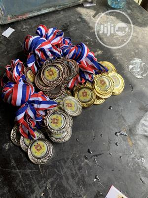 Award Medal With Printing | Arts & Crafts for sale in Abuja (FCT) State, Asokoro