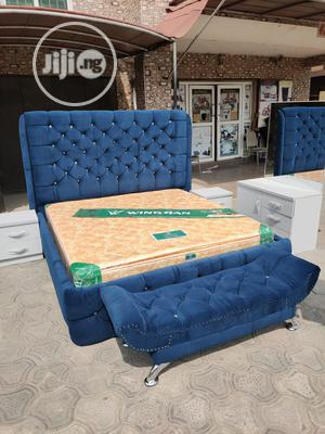 Upholstery Bed | Furniture for sale in Lagos State, Ojo