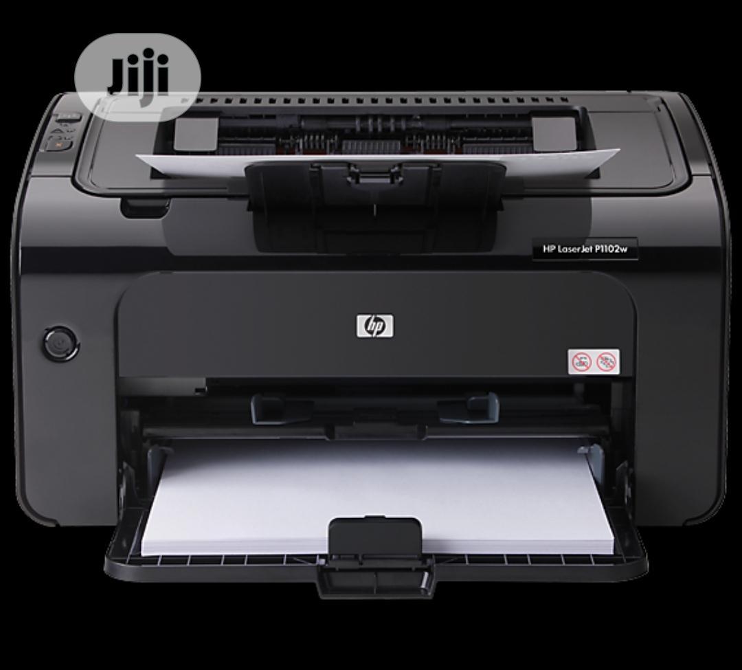 HP 1102 Black And White Laserjet Printer