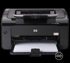 HP 1102 Black And White Laserjet Printer | Printers & Scanners for sale in Lagos State, Ikeja