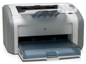 HP 1020 Black And White Laserjet Printer | Printers & Scanners for sale in Lagos State, Ikeja