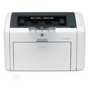 HP 1022 Black and White Laserjet Printer | Printers & Scanners for sale in Lagos State, Ikeja