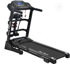 2hp Treadmill With Massager and Dumbell | Sports Equipment for sale in Abuja (FCT) State, Gwagwalada