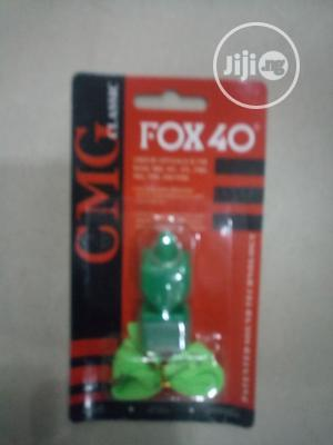 Whistle Fox 40   Sports Equipment for sale in Lagos State, Lekki