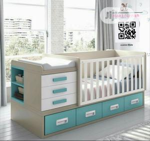 Baby Cot Beds With Mattress | Children's Furniture for sale in Lagos State, Ajah