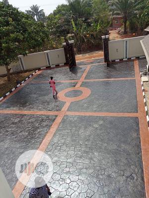 Concrete Design   Landscaping & Gardening Services for sale in Abuja (FCT) State, Kubwa