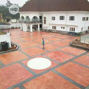 Stampped Concrete   Landscaping & Gardening Services for sale in Abuja (FCT) State, Kubwa