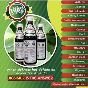 Jigsimur Health Drink | Vitamins & Supplements for sale in Abuja (FCT) State, Wuse