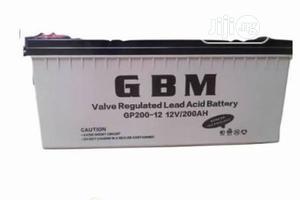200amps 12v GBM Inverter Batteries   Electrical Equipment for sale in Lagos State, Ikeja