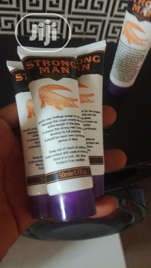 Strongman Enlargement Cream | Sexual Wellness for sale in Ebonyi State, Ebonyi