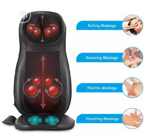 Naipo Shiatsu Neck And Full Back Massage Seat Cushion Body Chair | Massagers for sale in Lagos State, Surulere