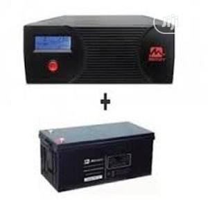 1kva 12v Pure Sine Wave Inverter+ 200amps Battery   Electrical Equipment for sale in Lagos State, Ikeja