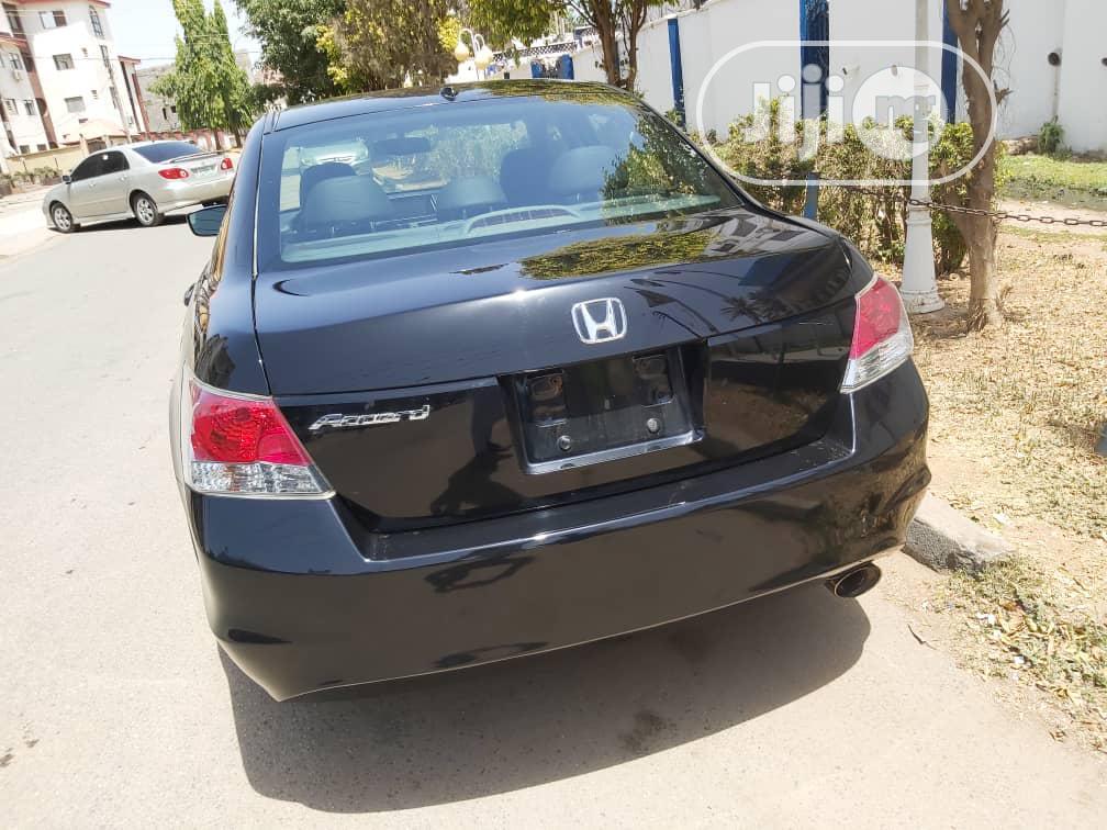 Honda Accord 2008 2.4 EX Black