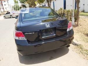 Honda Accord 2008 2.4 EX Black | Cars for sale in Abuja (FCT) State, Garki 1