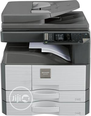 Sharp AR 6023N Monochrome Copier + ADF   Printers & Scanners for sale in Lagos State, Ikeja