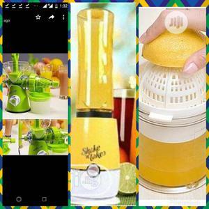 Manual Juicer, Citrus Juicer And Shake N Take Smoothie Maker | Kitchen & Dining for sale in Lagos State, Lagos Island (Eko)
