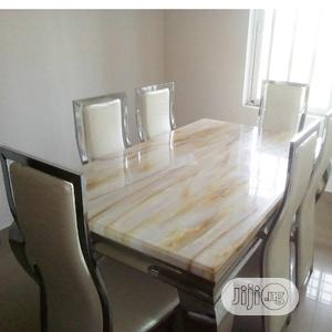 High Grade Marble Dining Table   Furniture for sale in Lagos State, Ikeja