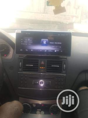 Benz Android With Reversing Camera   Vehicle Parts & Accessories for sale in Lagos State, Mushin