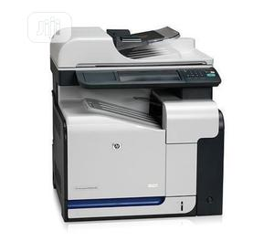 CM3530 MFP HP All-in-one Colour Laserjet Printer | Printers & Scanners for sale in Lagos State, Ikeja