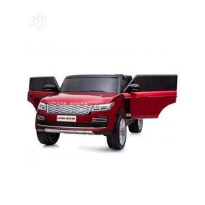 Land Range Rover Ride-On for Kids - Red | Toys for sale in Lagos State, Victoria Island
