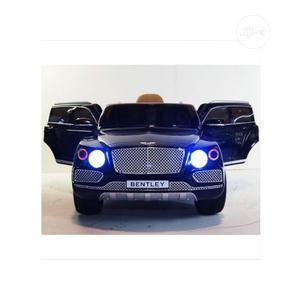 Black Bentley Bentayga Kids Ride Toy Car   Toys for sale in Lagos State, Lekki