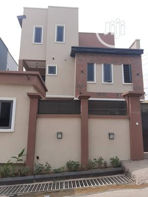 Brand New 4 Bedroom Duplex With A Room BQ | Houses & Apartments For Sale for sale in Lagos State, Magodo