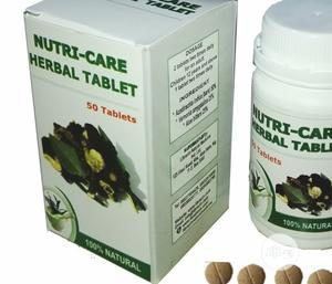 Nutri-Care Herbal Tablet for Treating Diabetes | Vitamins & Supplements for sale in Cross River State, Calabar