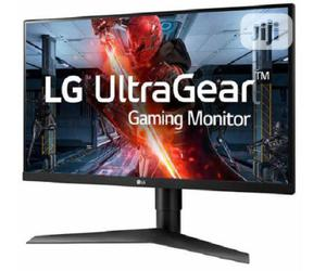 LG 27-Inch Ultrageartm Full HD IPS Gaming Monitor | Computer Monitors for sale in Lagos State, Ikeja