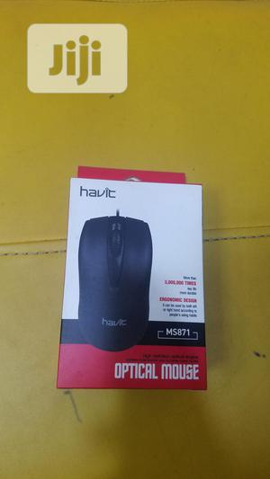 Havit Optical Mouse   Computer Accessories  for sale in Lagos State, Ikeja