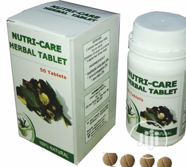 To Stop Diabetes Try Nutri-Care Herbal Tablet