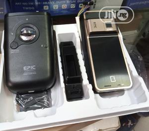 Bluetooth Smart Door Lock With RFID Card, Password And Fingerprint   Doors for sale in Abuja (FCT) State, Wuse 2