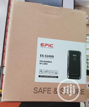 Epic ES-S100D Smart Door Lock   Doors for sale in Abuja (FCT) State, Wuse 2