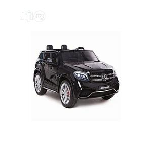 Kid's Mercedes Benz G Power SUV Double Seat Rid On- Black   Toys for sale in Lagos State, Surulere