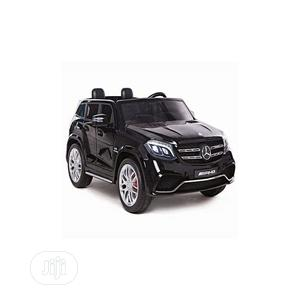 Black Mercedes Benz Double Seat SUV Kids Ride Toy   Toys for sale in Lagos State, Victoria Island