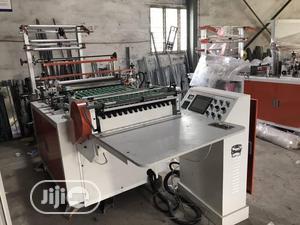 Side Seal Nylon Bag Making Machine | Manufacturing Equipment for sale in Lagos State, Ikeja