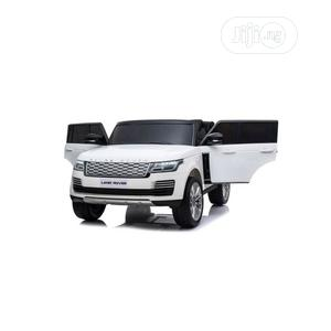 White Range Rover Power High Grade Car for Kids | Toys for sale in Lagos State, Lekki