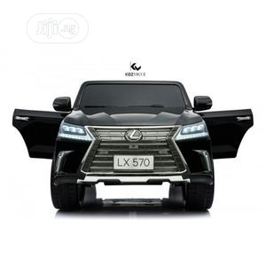 Remote Control Ride on With 2 Seats Lexus LX 570 Toddler Car | Toys for sale in Lagos State, Lekki