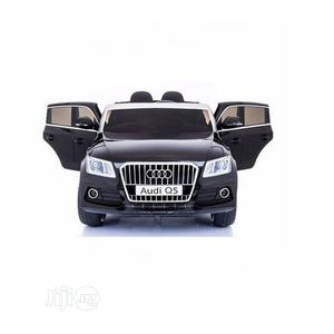 Black Two Seat Children Electric Ride-On Toy Car   Toys for sale in Lagos State, Maryland