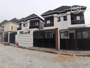 Lovely 4bedroom Semi Detached Dulpex At Ikota | Houses & Apartments For Sale for sale in Lagos State, Lekki