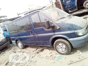 Ford Transit 2001 Manual Gear Is For Sale | Buses & Microbuses for sale in Lagos State, Mushin