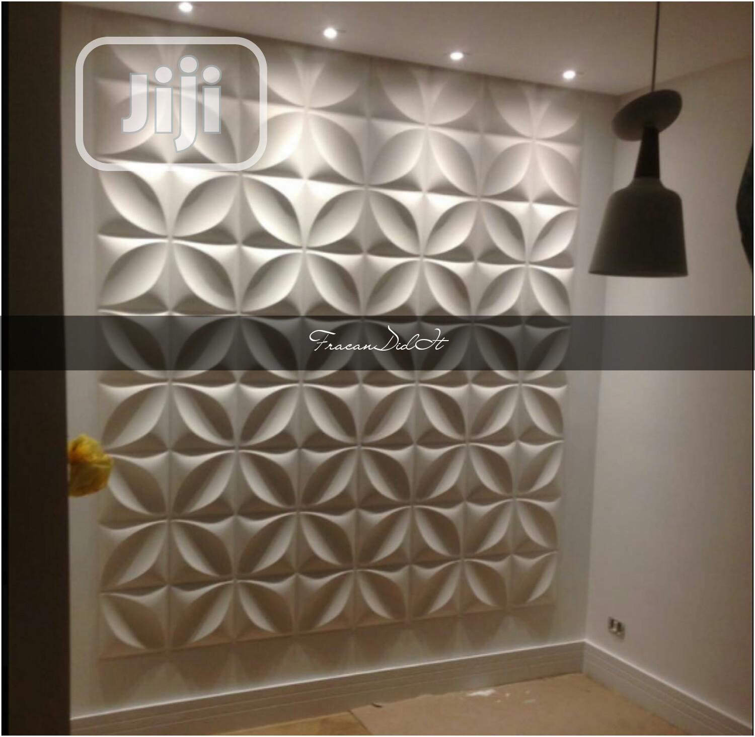 3D Panels Available