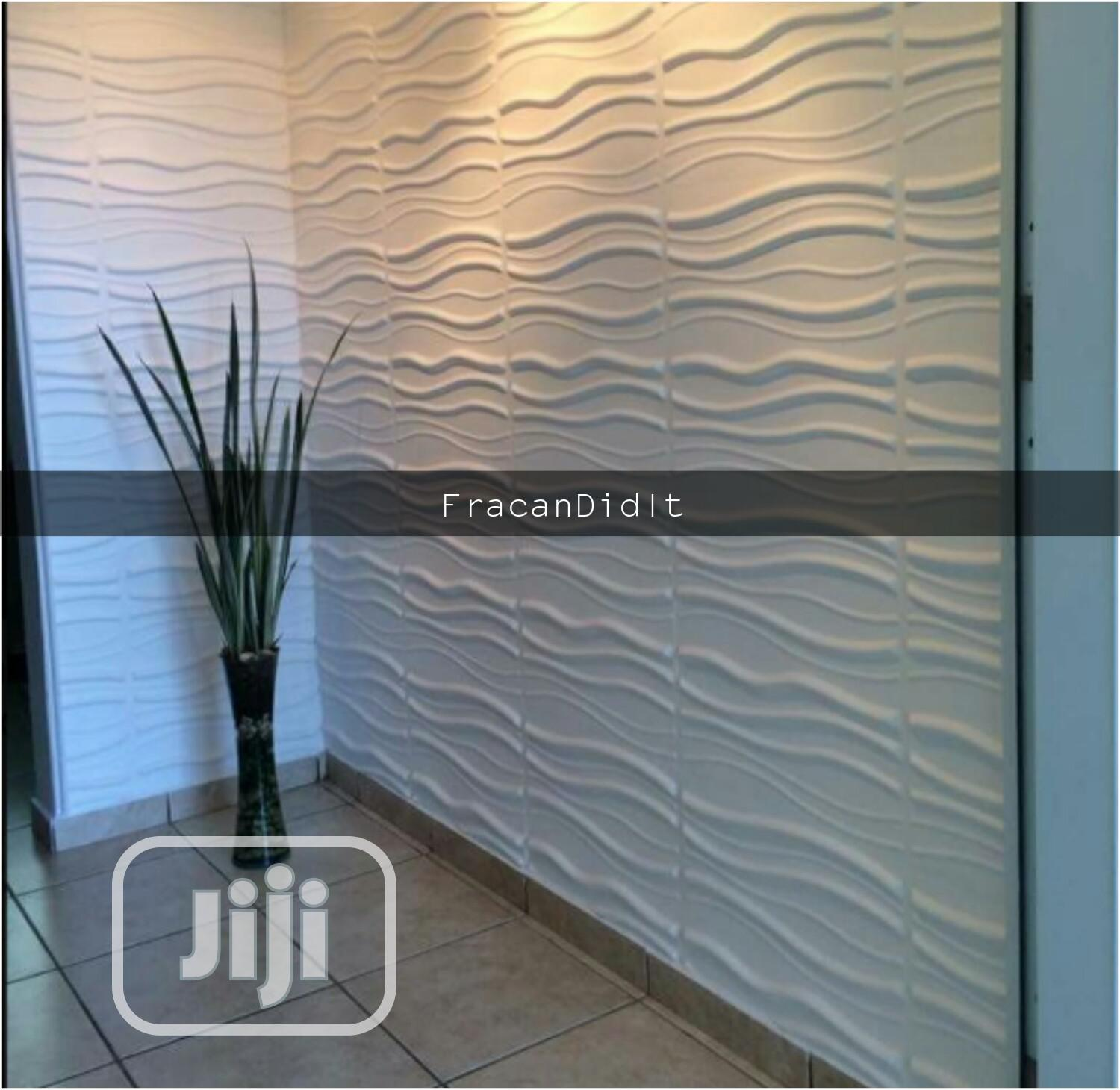 3D Panels Available   Home Accessories for sale in Guzape District, Abuja (FCT) State, Nigeria
