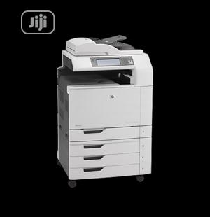 HP6040 A3 All-in-one Colour Laserjet DI Printer | Printers & Scanners for sale in Lagos State, Ikeja