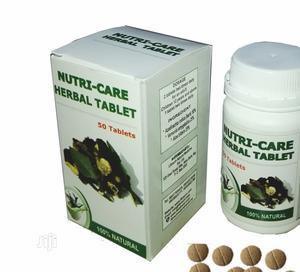Quash Diabetes With Nutri-Care Herbal Tablet | Vitamins & Supplements for sale in Ogun State, Sagamu