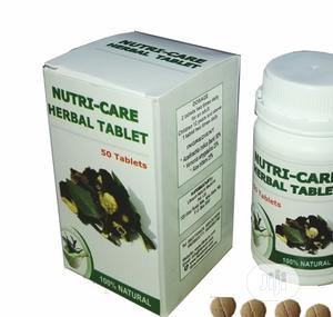 Say No to Diabetes With Nutri-Care Herbal Tablet | Vitamins & Supplements for sale in Ondo State, Okitipupa
