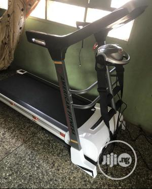 2.5hp Treadmill With Massager   Sports Equipment for sale in Lagos State, Ikoyi