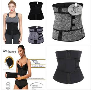 Waist Trainer And Tummy Trimmer Belt | Tools & Accessories for sale in Lagos State, Lagos Island (Eko)
