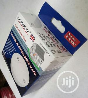 Chloride UK Stand Alone Smoke Detector (9v) CSD-218   Safetywear & Equipment for sale in Lagos State, Ikeja